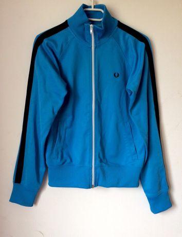 Niebieska bluza fred perry oldschool streetwear M L 40 gucci
