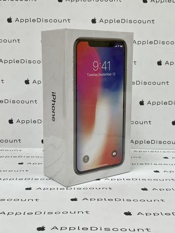 ∎NEW∎ iPhone X 64gb  АКЦИЯ Space Gray Silver 6s 10 SE 7 + 8+ XR XS 256