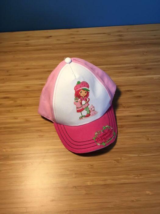 Chapéu docinho de morango novo ainda com etiqueta tam 52cm com portes