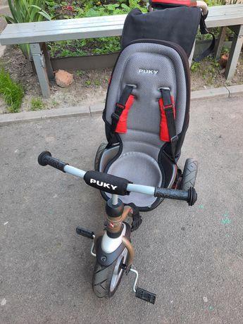 Дитячий велосипед Puky