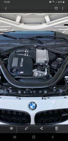 Silnik uszkodzony z osprzętem na części  BMW M3 M4 f80 f82 f83