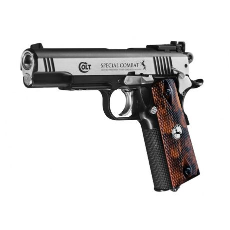 Pistolet wiatrówka Colt Special Combat Classic 4,5 mm BB CO2