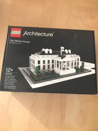Lego Architecture Casa Branca/The White House 21006