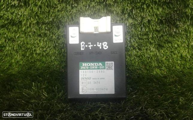 Modulo Estacionamento Honda Cr-V Iii (Re_)