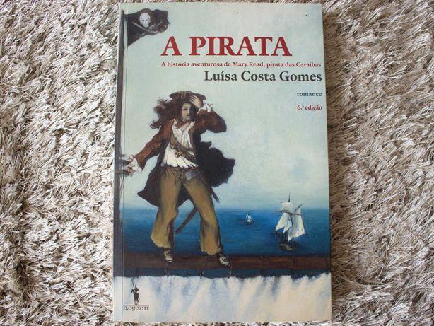 A Pirata - A história aventurosa de Mary Read, pirata das Caraíbas