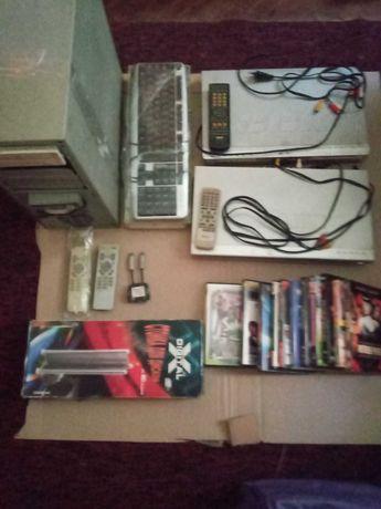"""Телевізор Томпсон .DVD. Диски. Комп""""ютер. Клавіатура та інше. Дешево"""