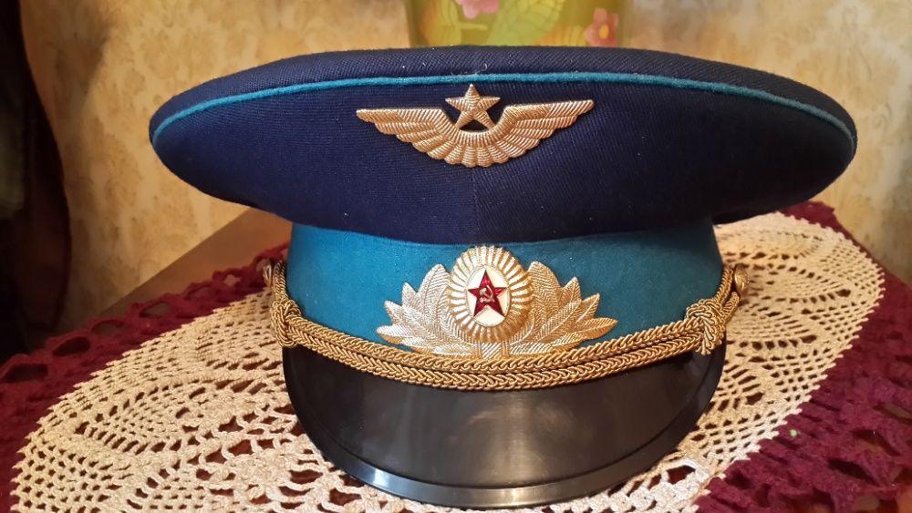 Фуражка офицерская летного состава Ковель - изображение 1