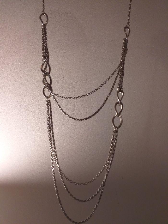 Naszyjnik, łańcuszek Małogoszcz - image 1