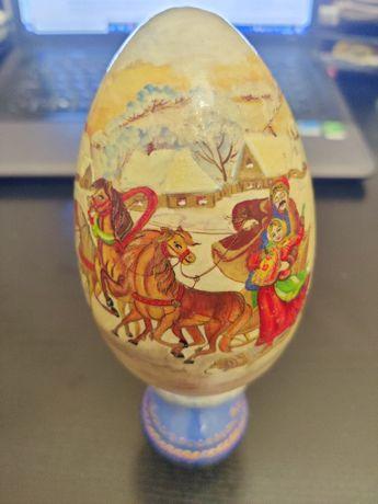 Яйцо сувенирное ручной работы