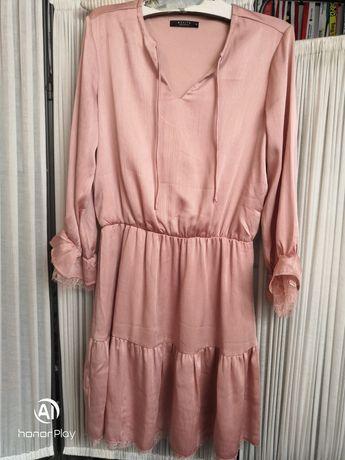 Sukienka blady róż, Mohito, 40