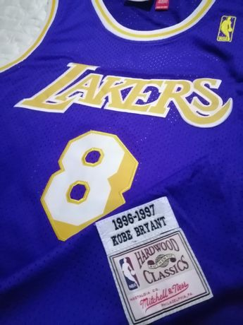 Koszulka legendy NBA Kobe Bryant Los Angeles Lakers Mitchell Ness