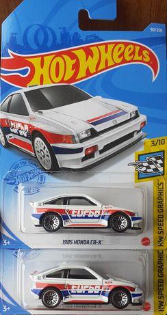 1985 Honda cr-x hot wheels