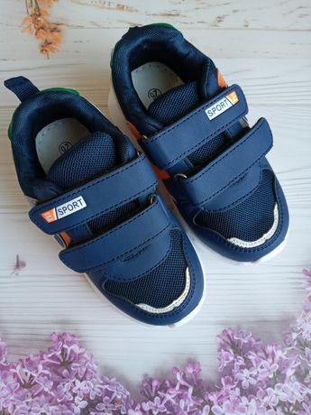 Кроссовки для мальчика ! Классные ! Размеры : 26,27,28,29,30,31 !