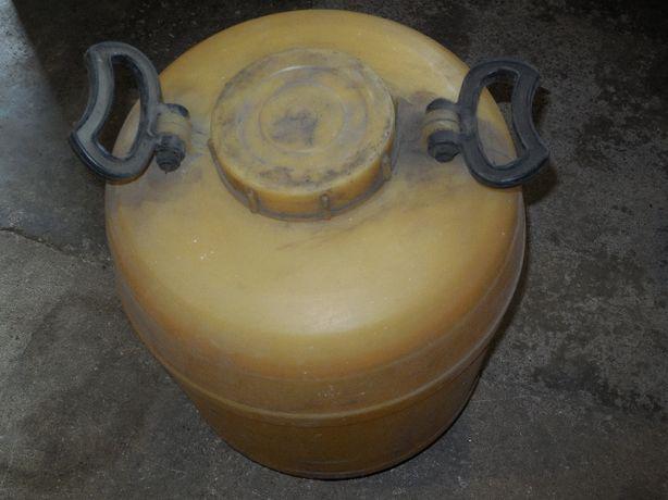 бочка пластиковая 50 литров