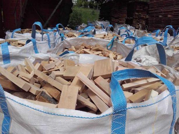 Drewno opałowe suche bukowe TRANSPORT