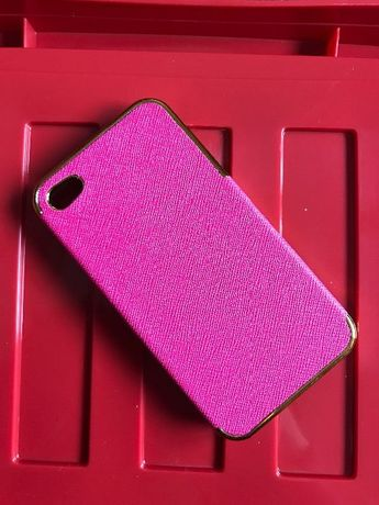 Capa IPhone 5 ou 5s rosa OFERTA PORTES!