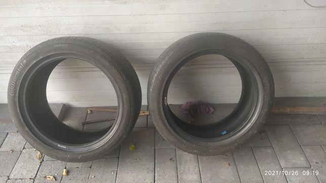 Opony letnie 235x45x17 za darmo i 225x45x17