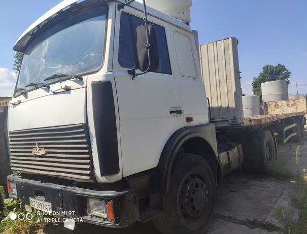Продам супер МАЗ 5432, 2008 год