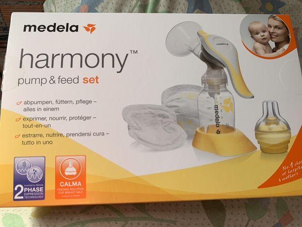 Bomba Tira Leite Manual Harmony II Medela