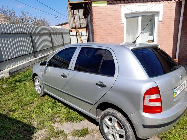 Машина Skoda Fabia 2005