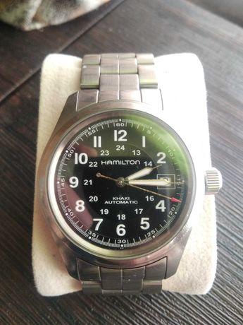 Швейцарские часы Hamilton khaki automatic H704450. (Certina, Tissot)