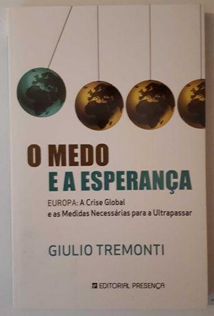 O Medo e a Esperança, de Giulio Tremonti