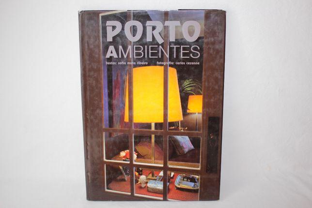 4 Livros - Casas - Decoração / Design - Interiores / Exterior - Porto