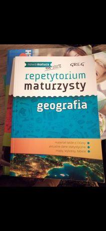 Repetytorium maturalne geografia