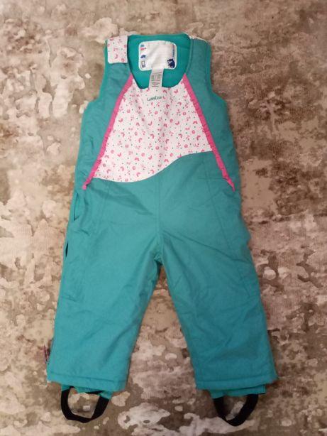 Комбінезон-штани для дівчинки 2-3 років