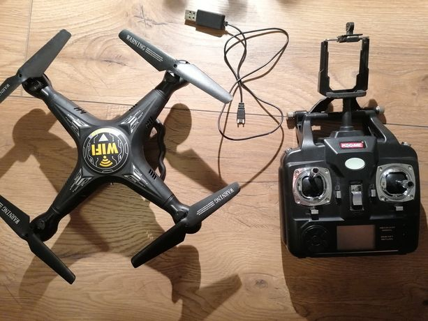 Dron WiFi camera