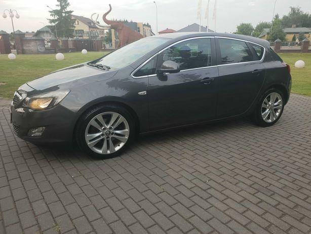 Opel.Astra COSMO 1.7 CDTI Alu Klima  Navi