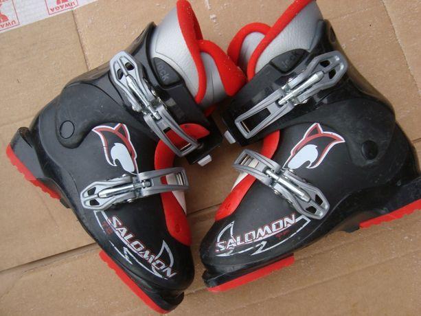 buty narciarskie Salomon roz 33-21 cm-Super