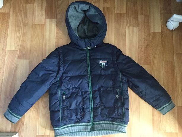 Chicco зимняя куртка жилет