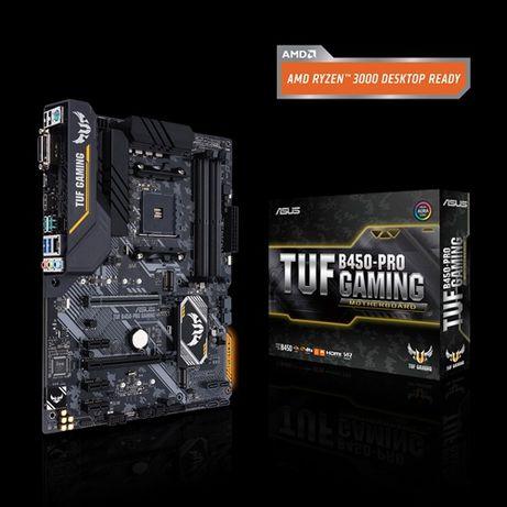 ASUS TUF Gaming B450 Pro АТХ s-AM4