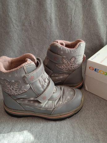 Зимние сапожки ботинки Geox