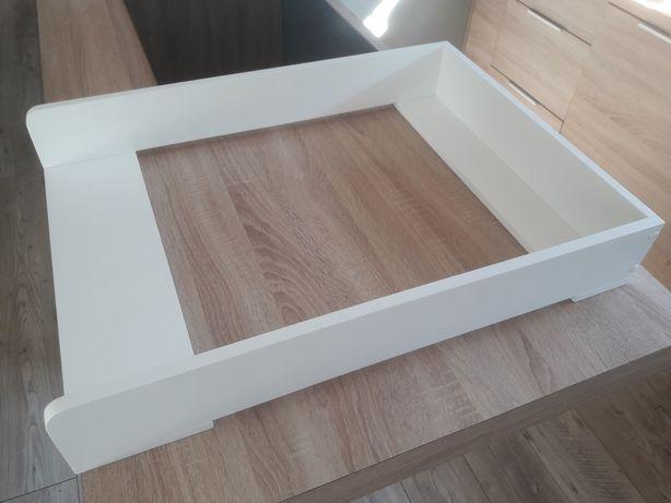 Nowy przewijak na komodę Ikea Malm
