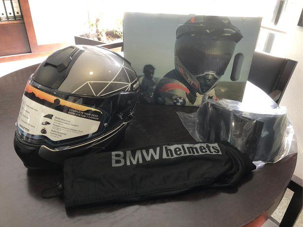 Capacete BMW