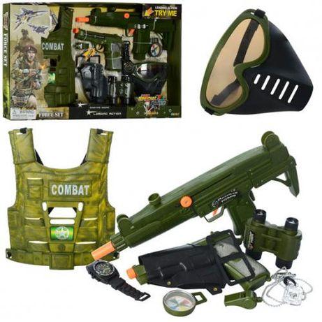 Игровой набор военный, полиция «Миротворец», «Спецназ»