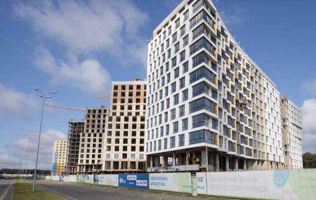 БЕЗ %Продается 1к квартира по ул.Берковецкая 6, ЖК Lucky Land.
