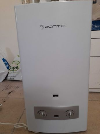 Esquentador ventilado Zantia de 11 litros com garantia até 20/07/2022