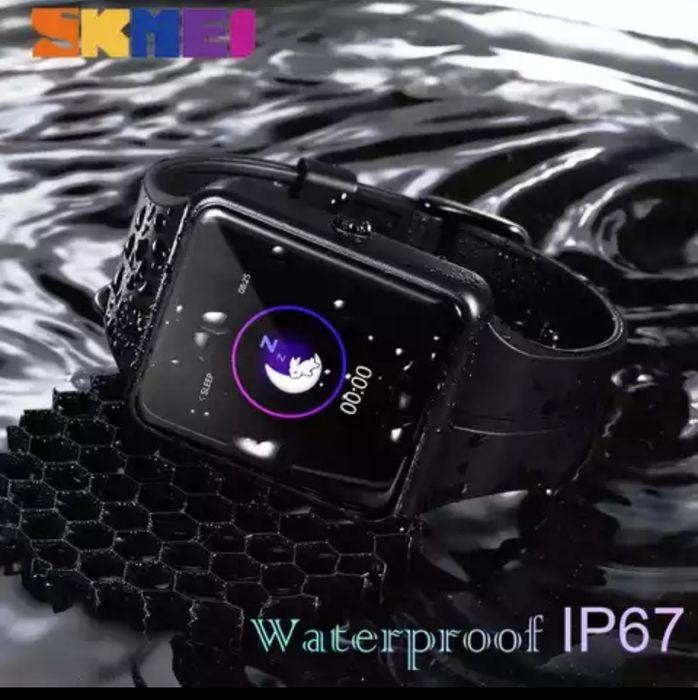 Smart часы skmei 1526 w37 Киев - изображение 1