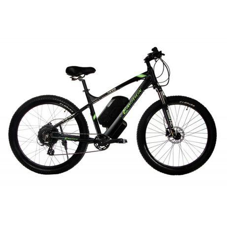 """Електровелосипед E-motion 27,5""""х 3""""48V17,5Ah700W рама 19"""" алюміній"""
