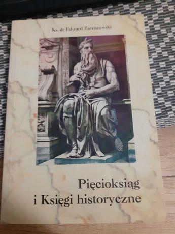 Pięcioksiąg i Księgi historyczne