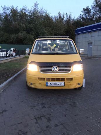 Продам volkswagen T5 2009 год.