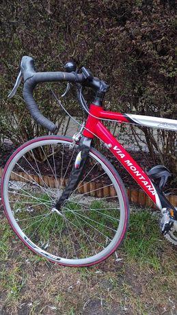 Rower szosowy aluminiowy
