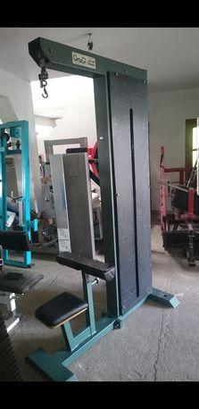 Maszyny barki wyciag  hammer plecy przywodziciel odwodziciel hes olymp