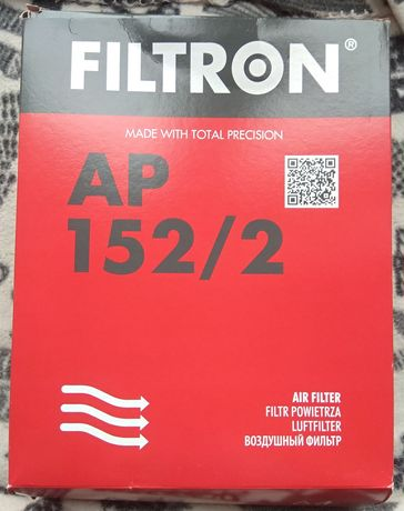 Filtr powietrza FILTRON AP152/2 Fiat Croma, Opel Vectra