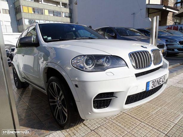 BMW X5 M M50 D PACK M PERFORMANCE 381 CV 7 L