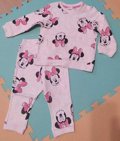 Dres Bluza Spodnie HM Miki Minnie