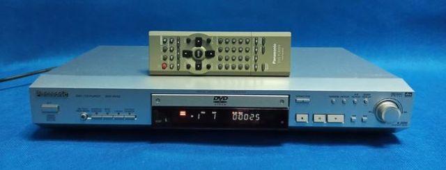 DVD / CD Panasonic DVD-RV32